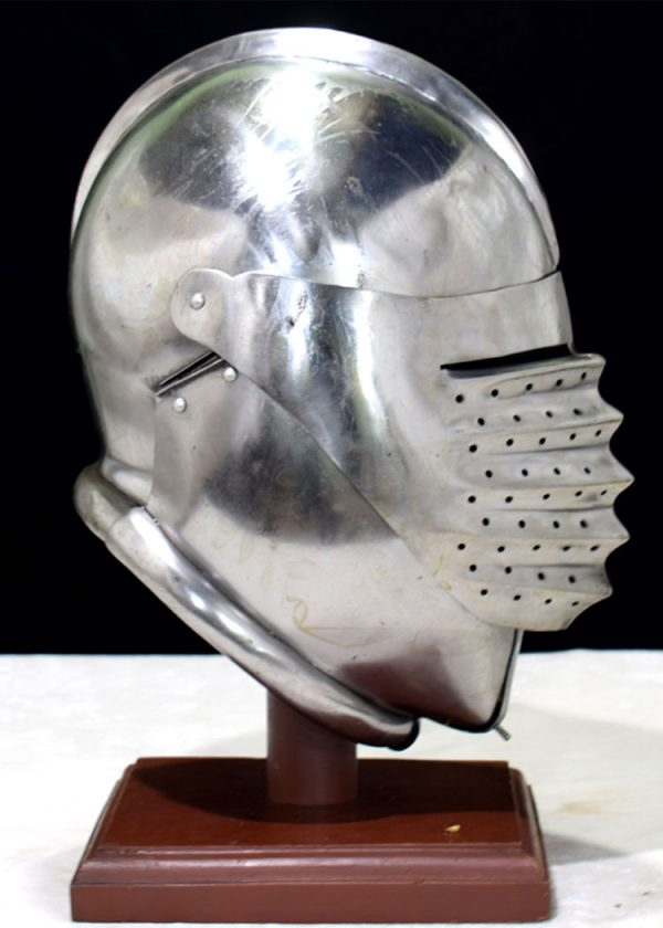 Medieval Close Helmet