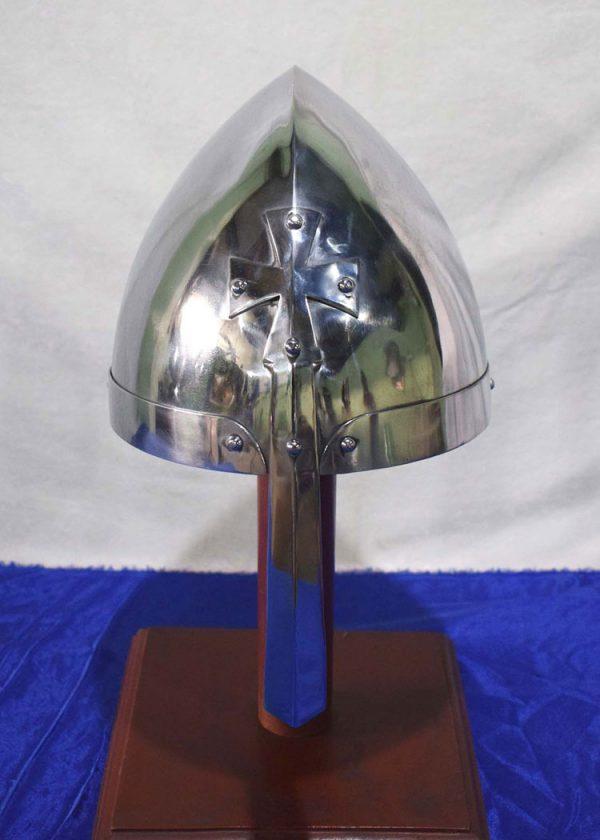 Medieval Knight Norman Helmet